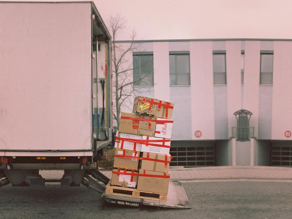 camion para tu mudanza en Ourense