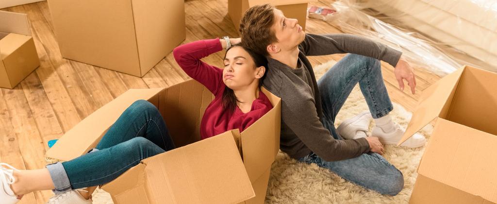 Estos consejos para reducir el estrés de mudarse